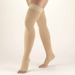Jobst Thigh High Compression Stockings