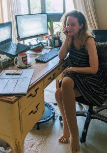 Alexa Ercolano A Lymphie Life